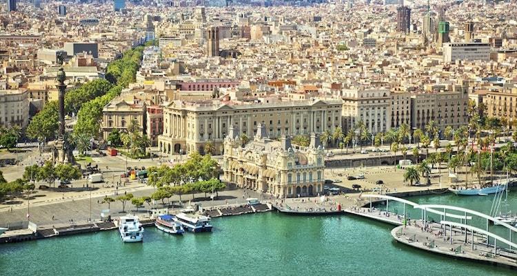 barcelona stedentrip met auto