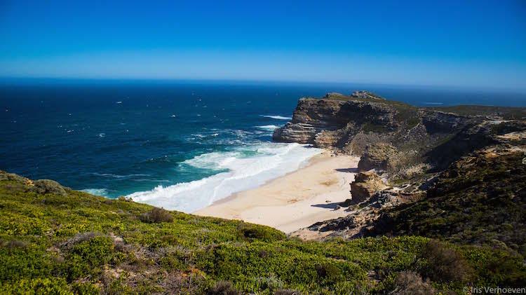 beach kaap de goede hoop kaapstad