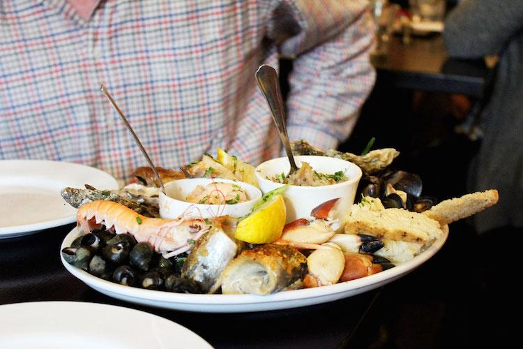 belfast hotspots Mourne-Seafood