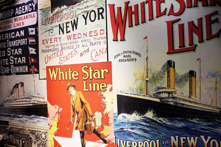 belfast hotspots Titanic-Museum