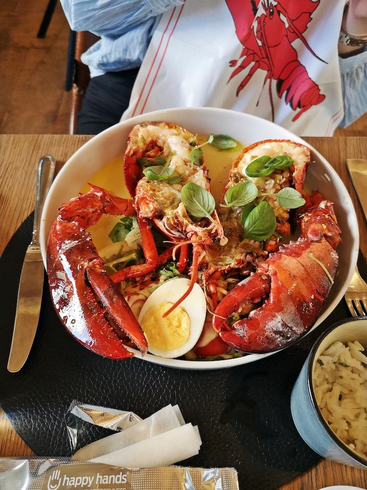 belgische kust diner bij villadetorre
