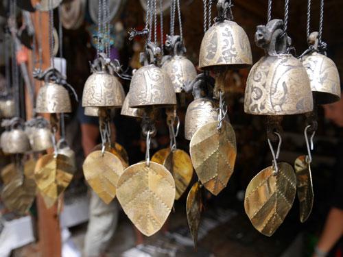 bellen tempel bagan myanmar