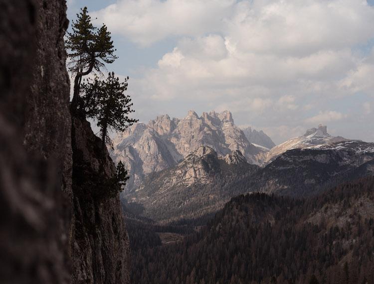 bergen dolomieten