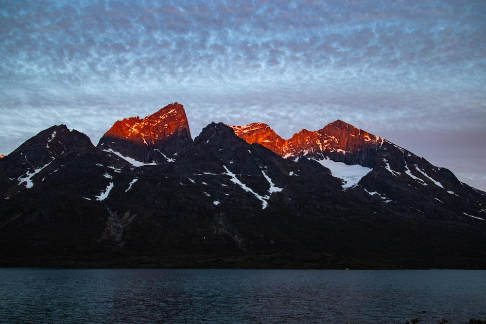 bergen groenland rondreis Tasermiut Fjord