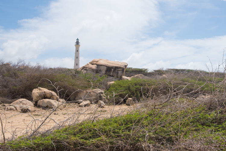 mooiste stranden Aruba California Lighthouse