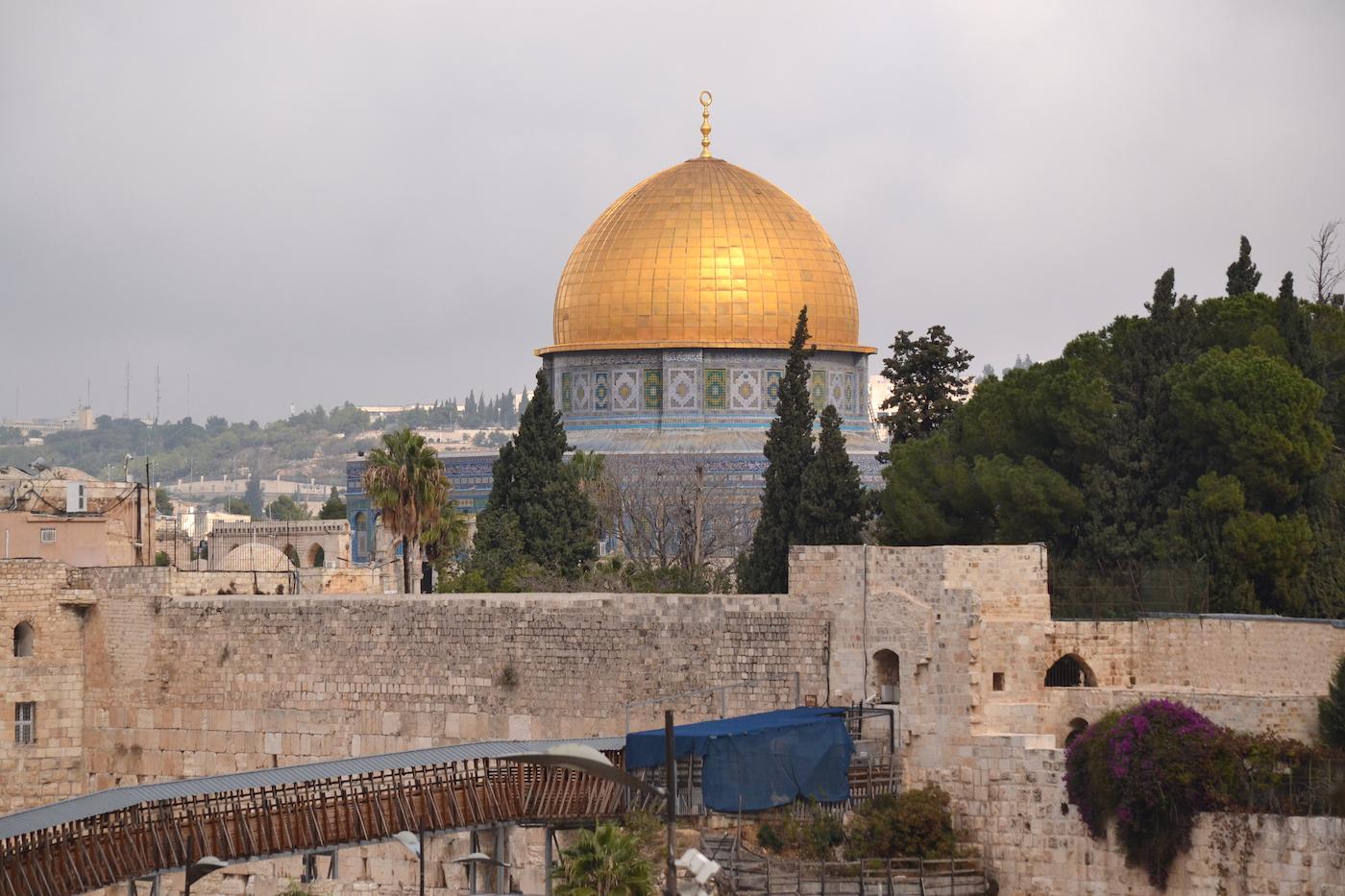 bezienswaardigheden Jeruzalem