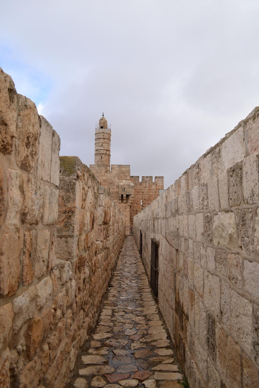 bezienswaardigheden Jeruzalem toren van david