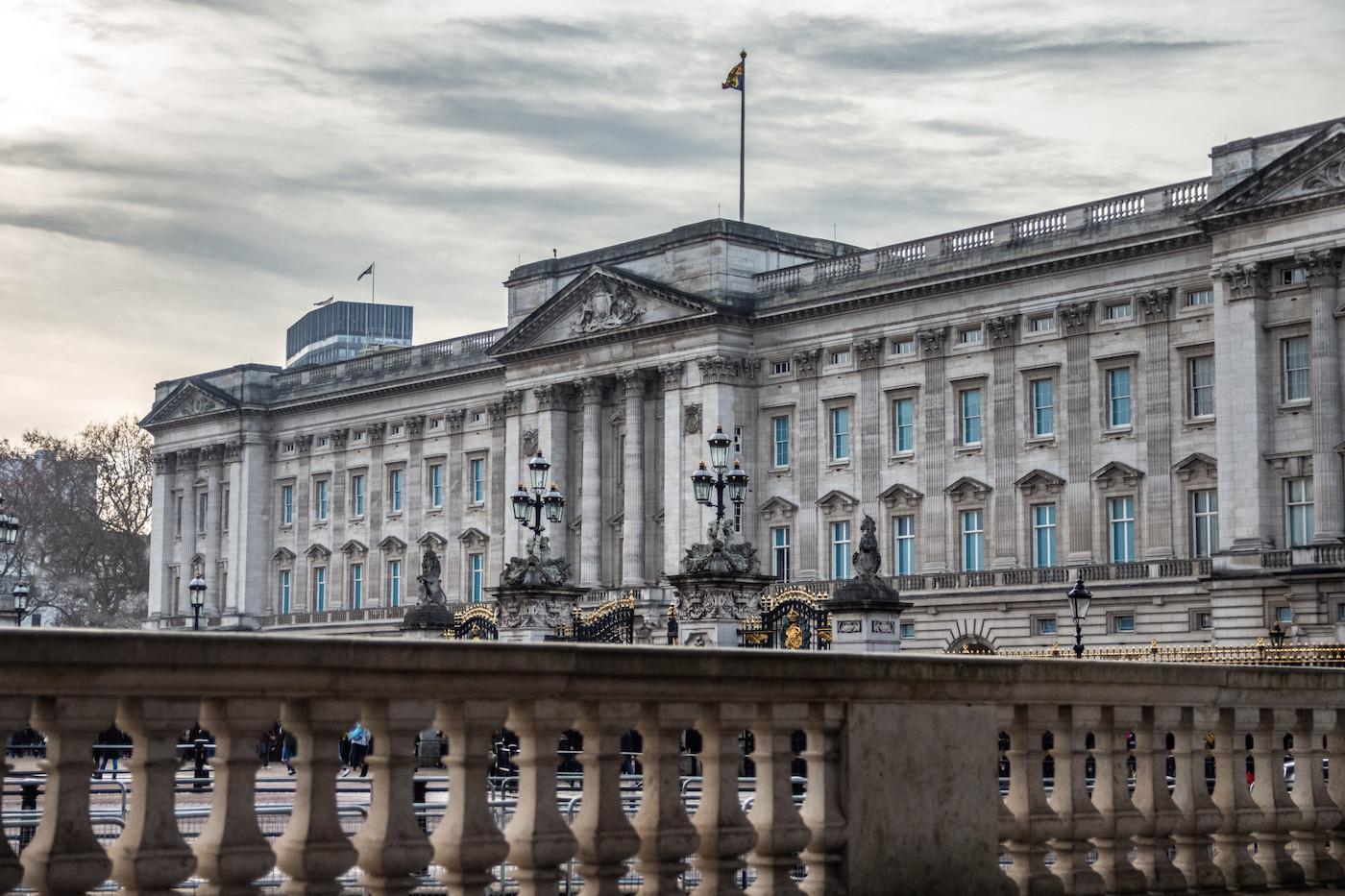 bezienswaardigheden Londen Buckingham