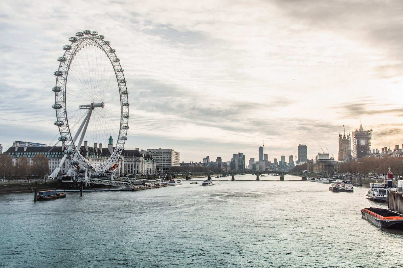 bezienswaardigheden Londen London Eye