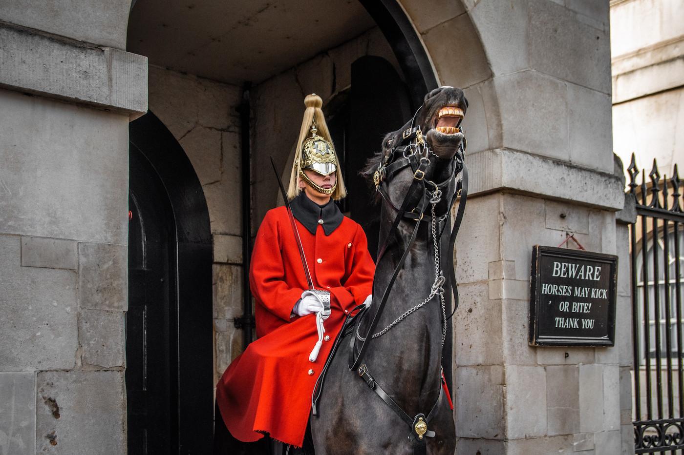 bezienswaardigheden Londen buckingham palace