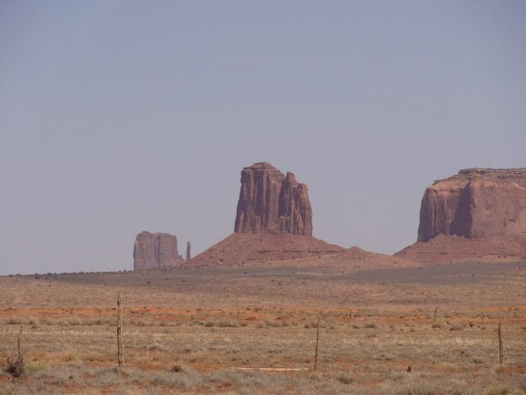 bezienswaardigheden Monument Valley
