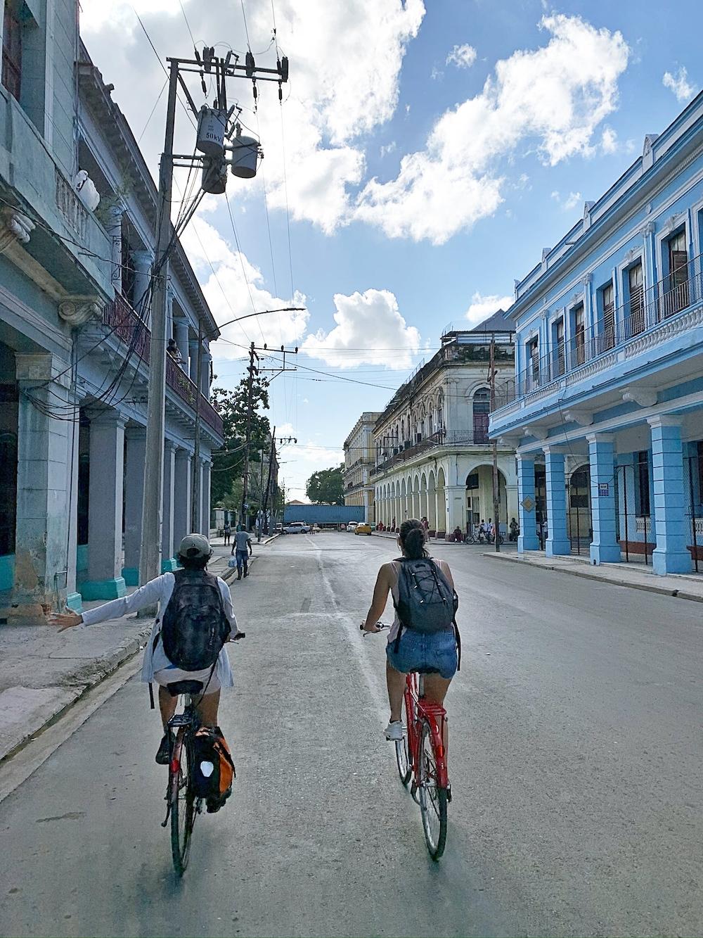 bezienswaardigheden havana fietsen tour centrum