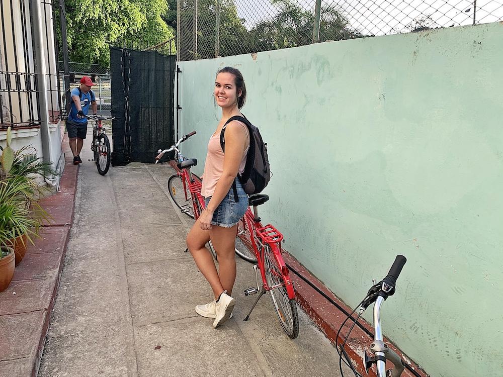 bezienswaardigheden havana fietsen