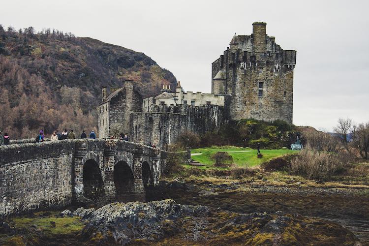 bezienswaardigheden isle of skye kasteel