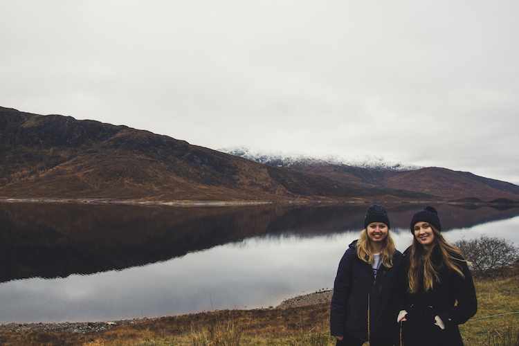 bezienswaardigheden isle of skye tour bergmeisjes in schotland