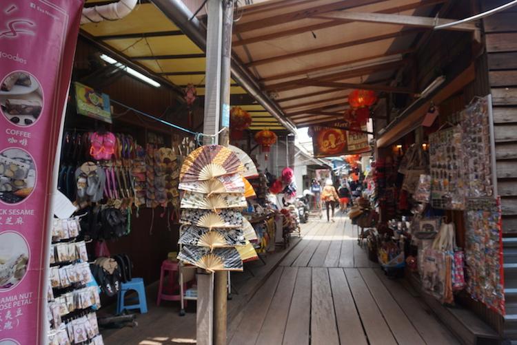 bezienswaardigheden penang maleisie winkeltje