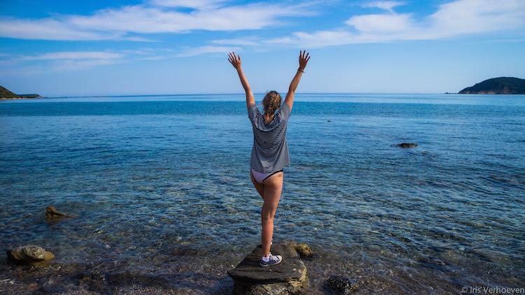 bezienswaardigheden zakynthos Dafni beach