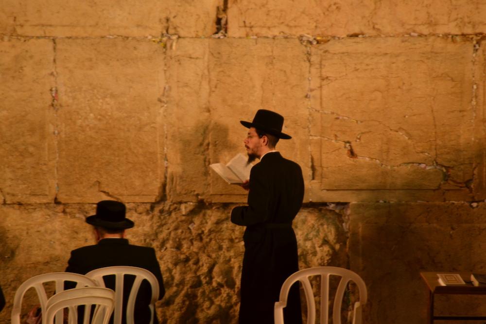 bezienswaardighedene jeruzalem klaagmuur