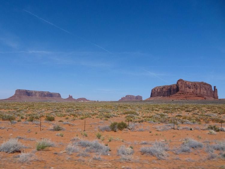 bezoeken Monument Valley bezienswaardigheden