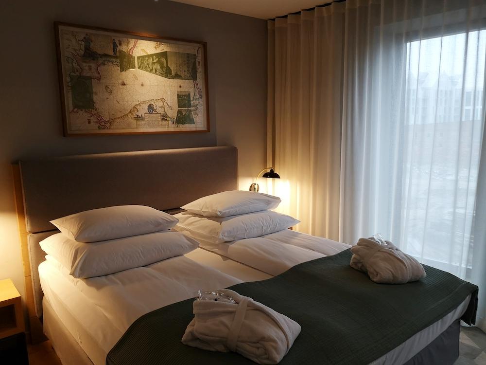 bijzonder overnachten gdansk puro Hotel gdansk hotelkamer