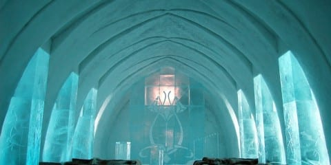 bijzonder overnachten in zweden ice hotel