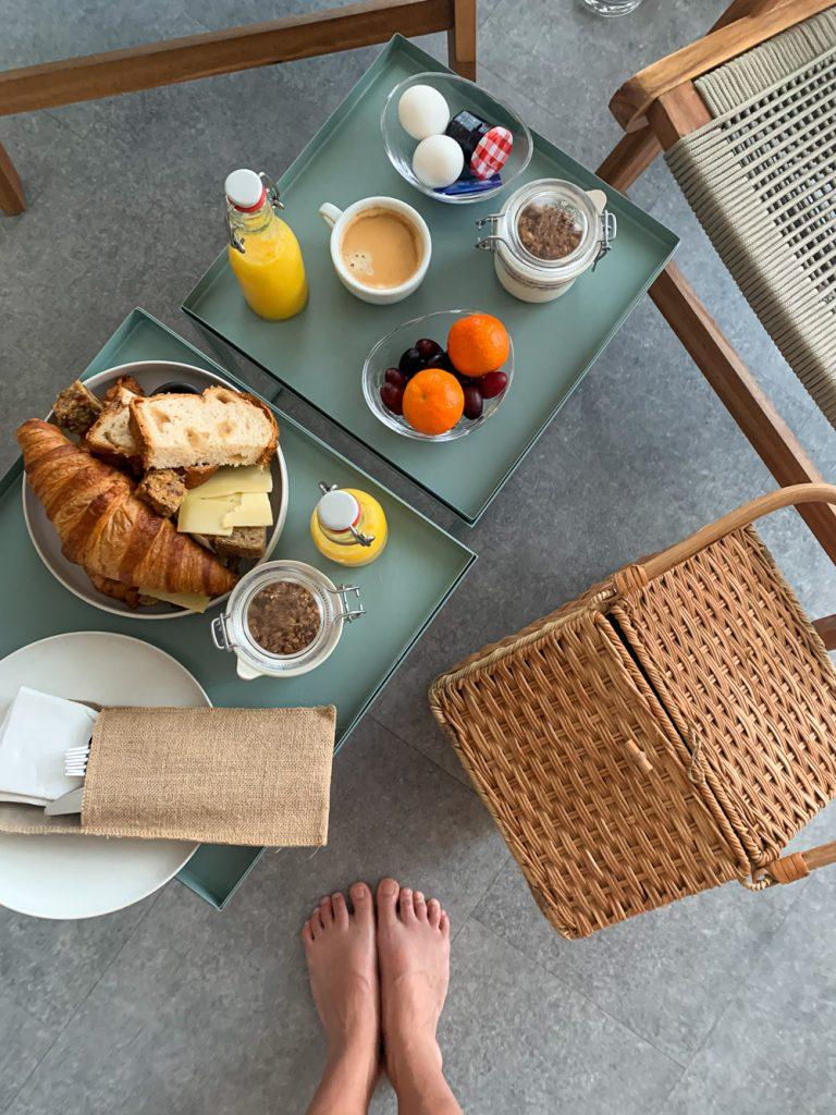 bijzonder overnachten op texel opoost ontbijt