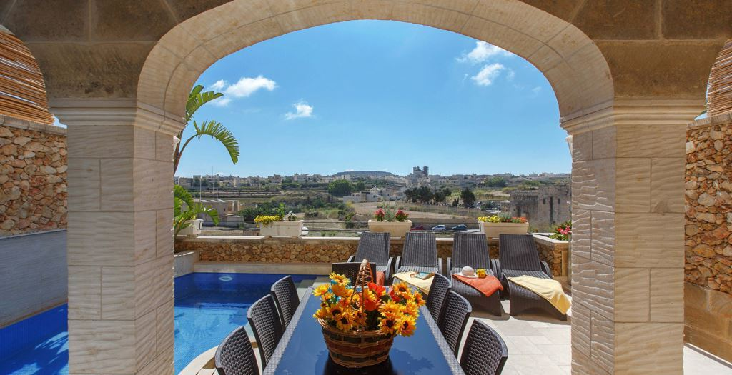 bijzondere Bed & Breakfast in malta