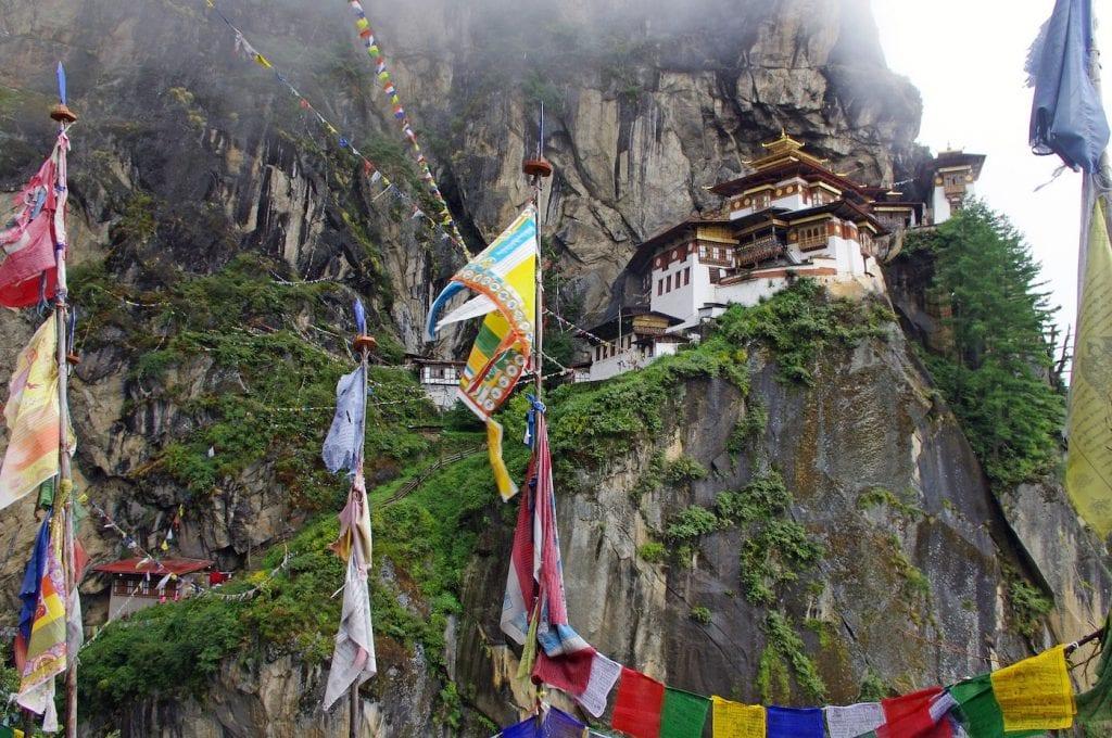bijzondere vakantiebestemmingen bhutan