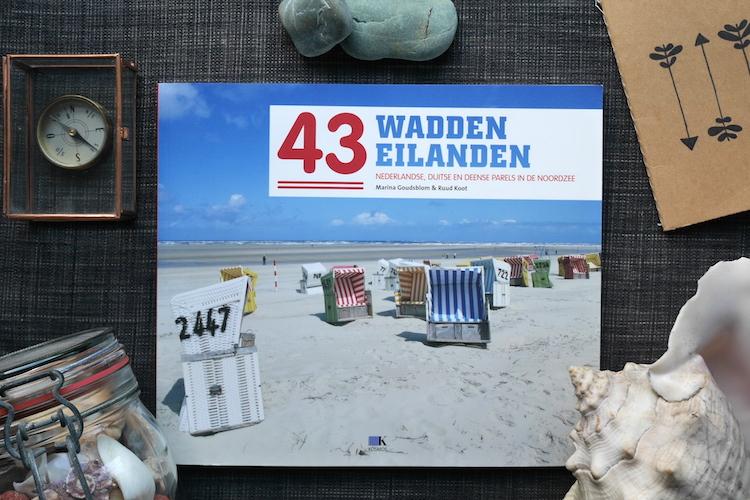 boek 43 waddeneilanden