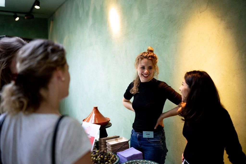 boeklancering_marokko-stand-wearetravellers-event