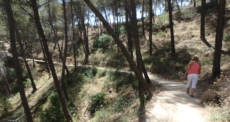 bos gevaarlijkste wandelroute Spanje Caminito del Rey