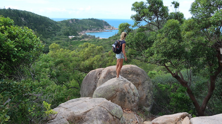 boulders australie alleen backpacken tips