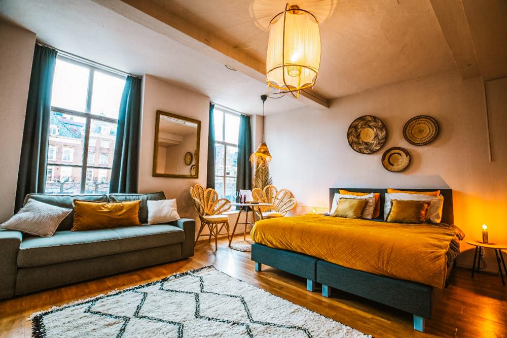 boutique hotel haarlem Bambu Sleep