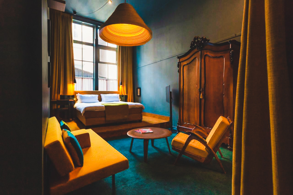 boutique hotel haarlem Boutiquehotel Staats