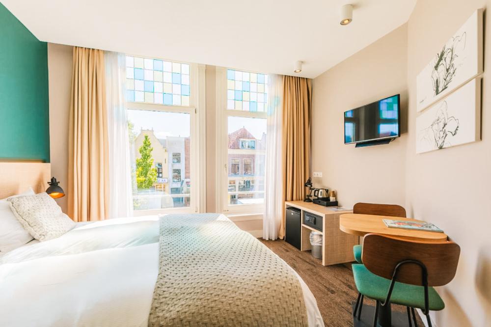 boutique hotel leiden City Hotel Rembrandt