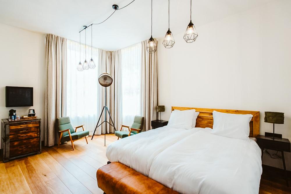 boutique hotel leiden Hotel d'Oude Morsch