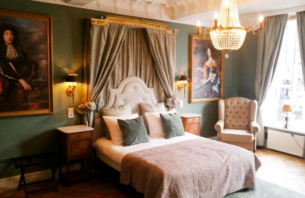 boutique hotel leiden Huys van Leyden Hotel
