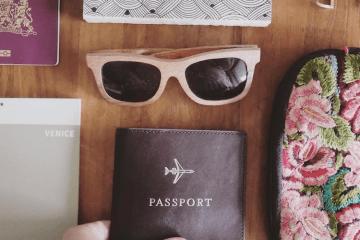 cadeau reiziger paspoort