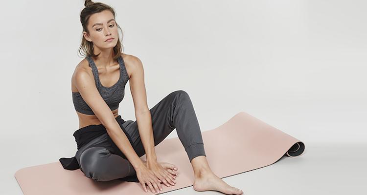 cadeau reiziger yoga mat