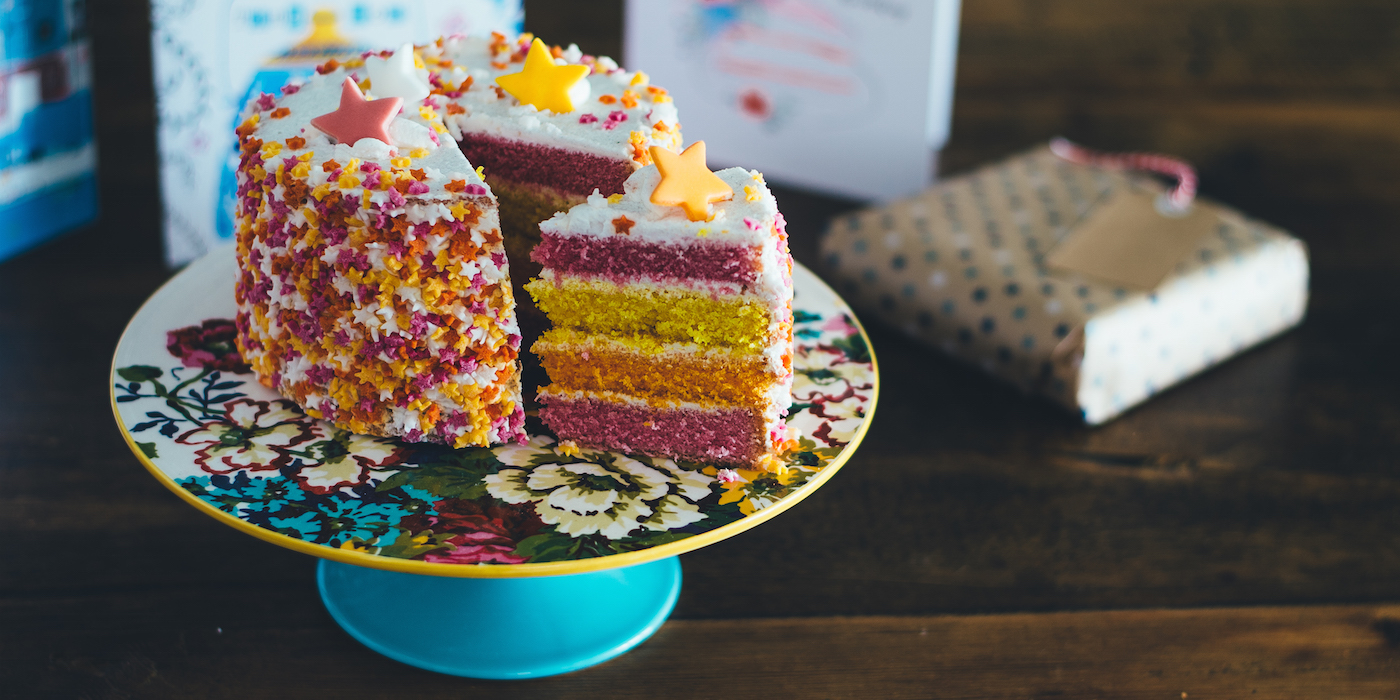 cadeaus taart