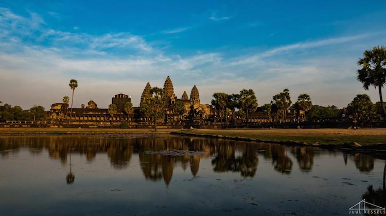 cambodja door juul kessels