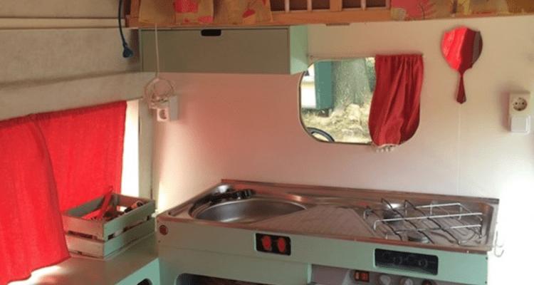 Camper keuken binnen huren top oudje u wearetravellers
