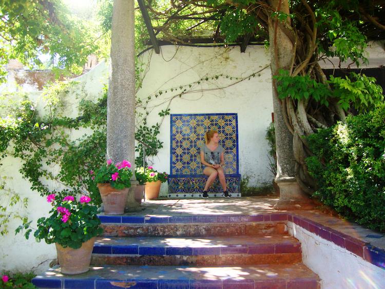 casa del moro citytrip andalusie