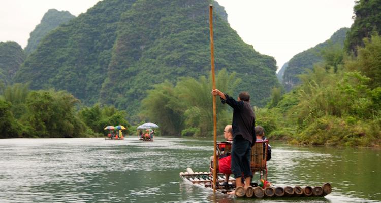 china-reis-yangshuo-bamboevlotvaren