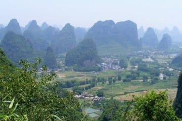 china yangshuo