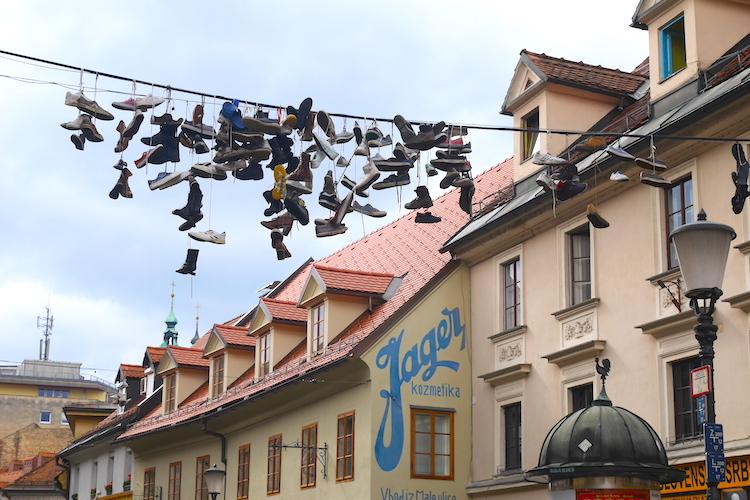 citytrip Ljubljana tips streetart