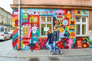 citytrip krakau tips Kazimierz_1_StreetArt