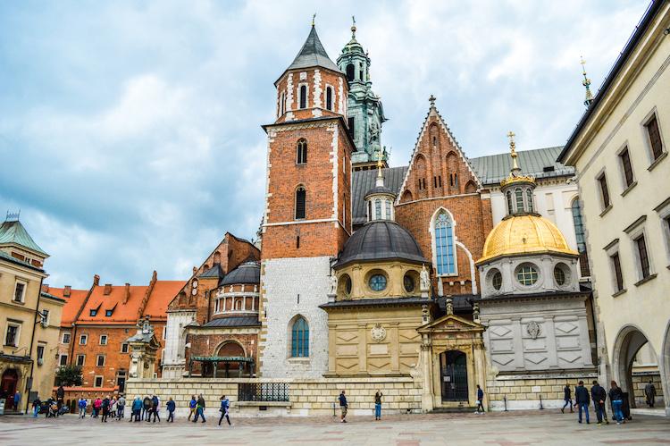 citytrip krakau tips Wawel