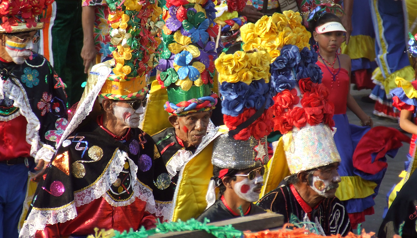 colombia carnival