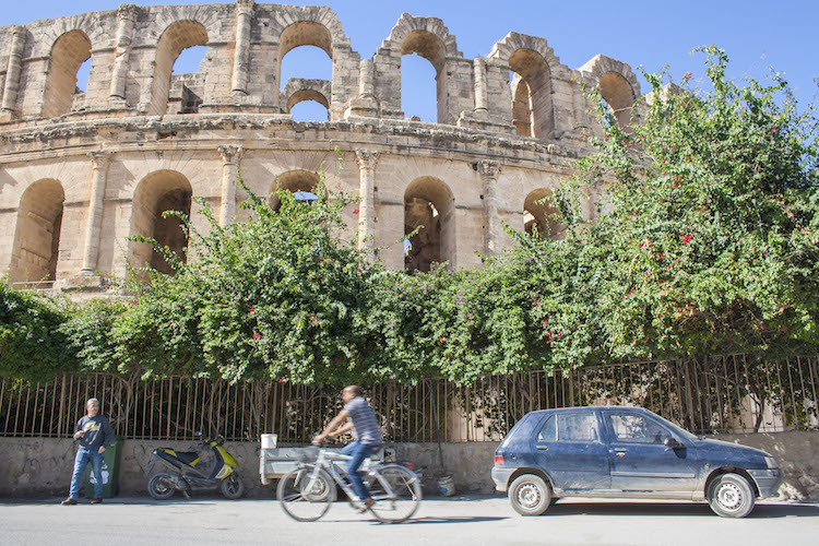 colosseum tunesie